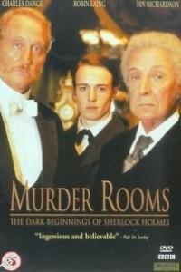 Caratula, cartel, poster o portada de Los oscuros comienzos de Sherlock Holmes