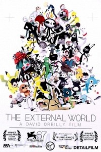 Caratula, cartel, poster o portada de The External World