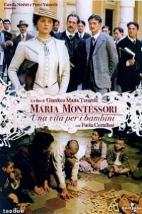 Caratula, cartel, poster o portada de María Montessori