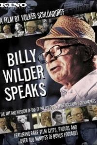 Caratula, cartel, poster o portada de Billy Wilder habla
