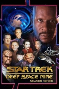 Caratula, cartel, poster o portada de Star Trek: Espacio Profundo Nueve