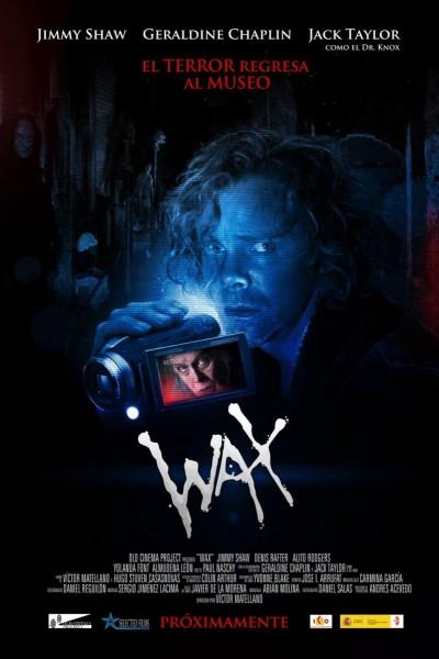 Caratula, cartel, poster o portada de Wax