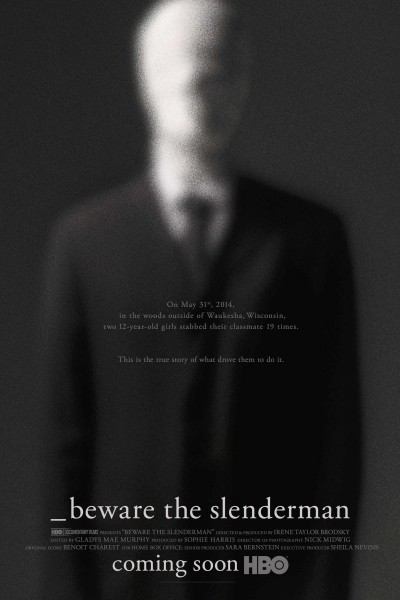 Caratula, cartel, poster o portada de Beware the Slenderman