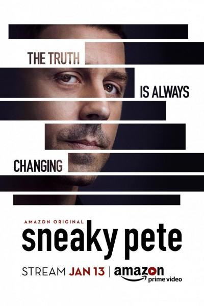 Caratula, cartel, poster o portada de Sneaky Pete