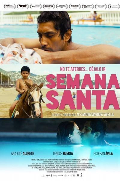 Caratula, cartel, poster o portada de Semana Santa
