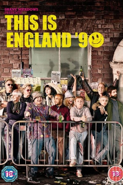 Caratula, cartel, poster o portada de This Is England \'90