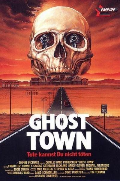 Caratula, cartel, poster o portada de Ciudad fantasma