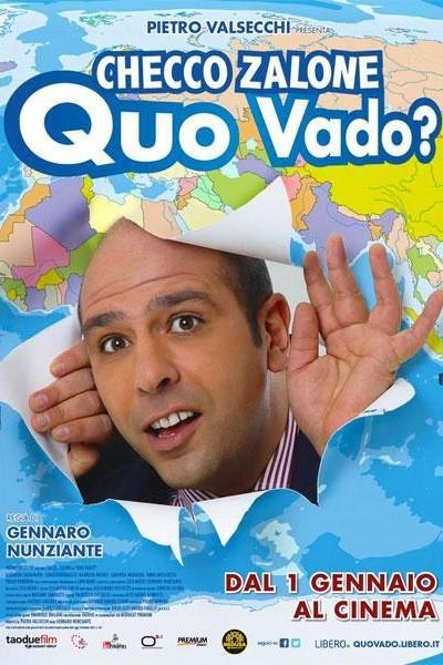 Caratula, cartel, poster o portada de Un italiano en Noruega
