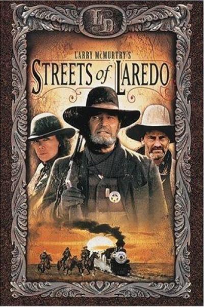 Caratula, cartel, poster o portada de Laredo