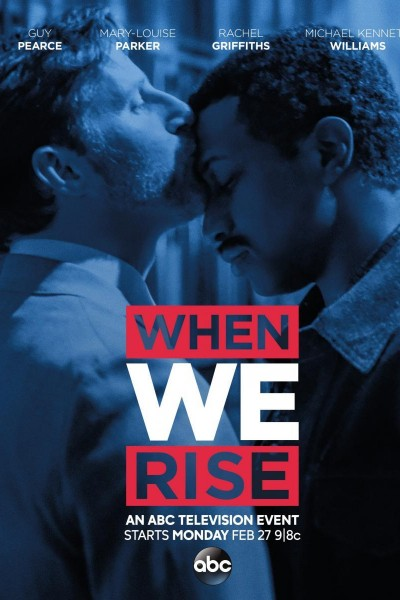 Caratula, cartel, poster o portada de When We Rise