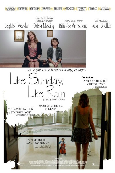 Caratula, cartel, poster o portada de Like Sunday, Like Rain