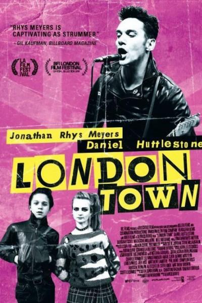 Caratula, cartel, poster o portada de London Town