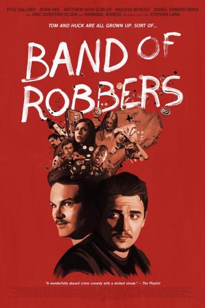 Caratula, cartel, poster o portada de Band of Robbers