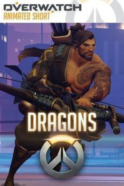 Caratula, cartel, poster o portada de Overwatch: Dragones