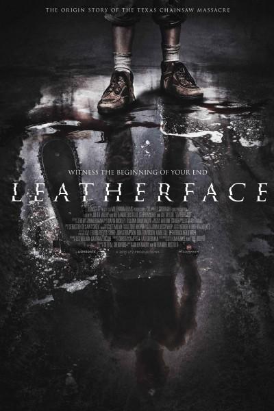 Caratula, cartel, poster o portada de Leatherface