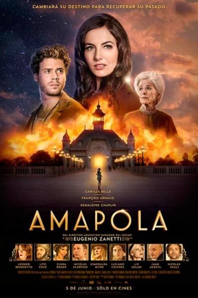 Caratula, cartel, poster o portada de Amapola