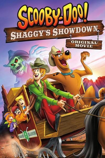 Caratula, cartel, poster o portada de Scooby-Doo! El conflicto de Shaggy
