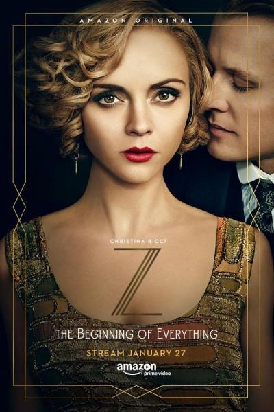 Caratula, cartel, poster o portada de Z: The Beginning of Everything