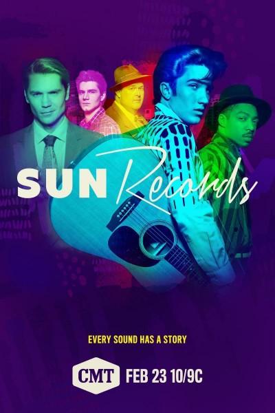 Caratula, cartel, poster o portada de Sun Records