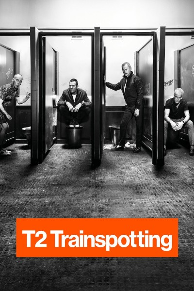 Caratula, cartel, poster o portada de T2: Trainspotting