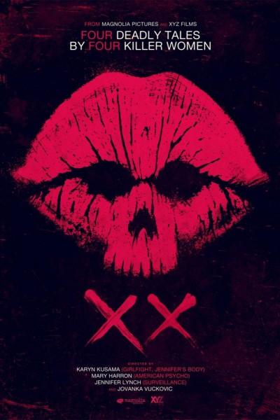 Caratula, cartel, poster o portada de XX