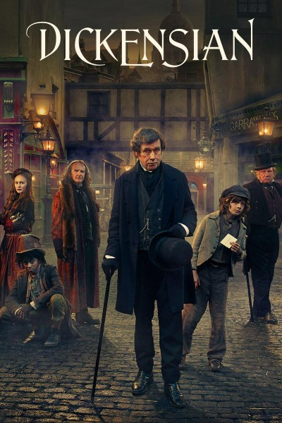 Caratula, cartel, poster o portada de Dickensian