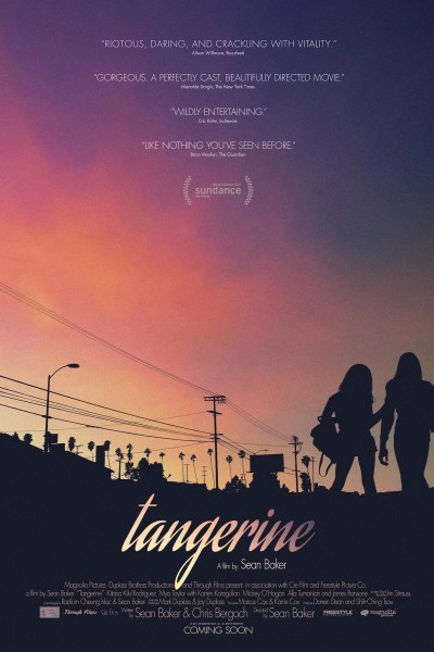 Caratula, cartel, poster o portada de Tangerine