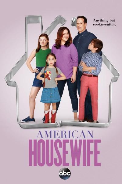 Caratula, cartel, poster o portada de American Housewife