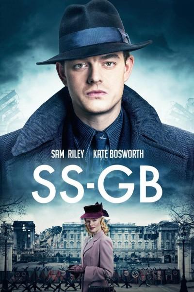 Caratula, cartel, poster o portada de SS-GB