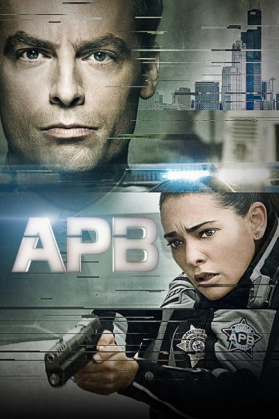 Caratula, cartel, poster o portada de A.P.B.