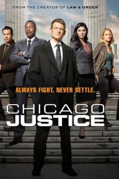 Caratula, cartel, poster o portada de Chicago Justice