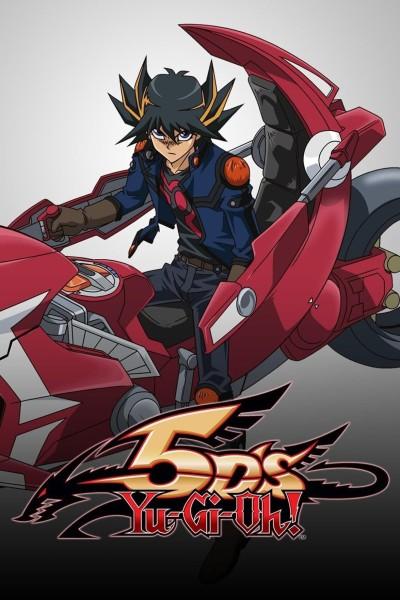 Caratula, cartel, poster o portada de Yu-Gi-Oh! 5D\'s