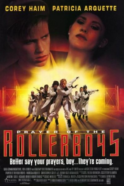 Caratula, cartel, poster o portada de La ley de los Rollerboys