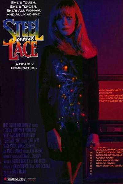 Caratula, cartel, poster o portada de Acero y seda (Steel and Lace)