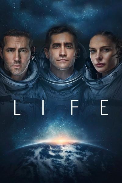 Caratula, cartel, poster o portada de Life (Vida)