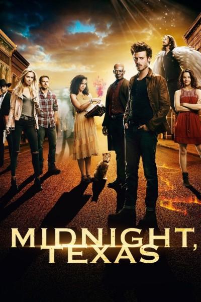 Caratula, cartel, poster o portada de Midnight, Texas