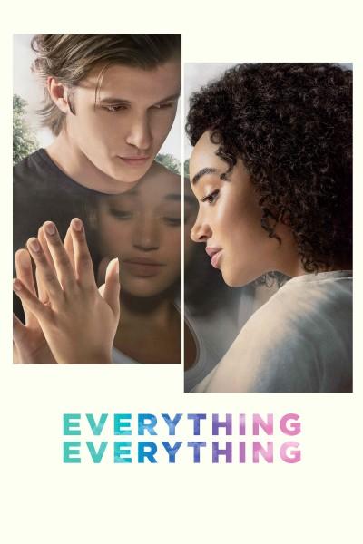 Caratula, cartel, poster o portada de El amor lo es todo, todo