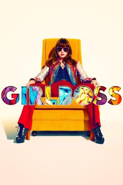 Caratula, cartel, poster o portada de Girlboss
