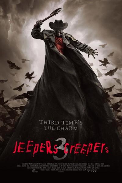Caratula, cartel, poster o portada de Jeepers Creepers 3