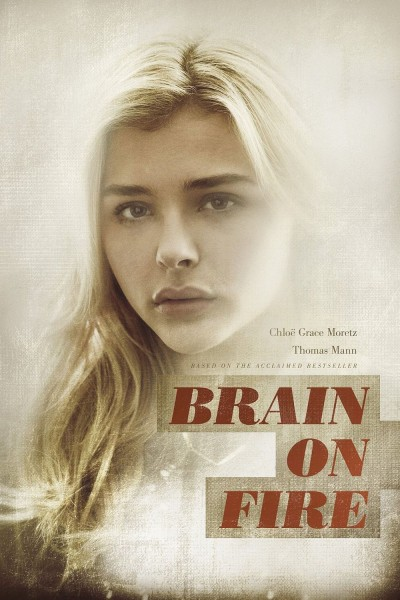 Caratula, cartel, poster o portada de Brain on Fire