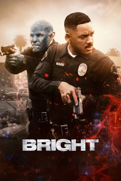 Caratula, cartel, poster o portada de Bright