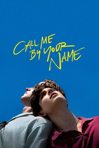 Caratula, cartel, poster o portada de Call Me by Your Name