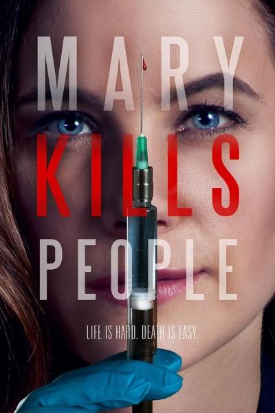 Caratula, cartel, poster o portada de Mary me mata
