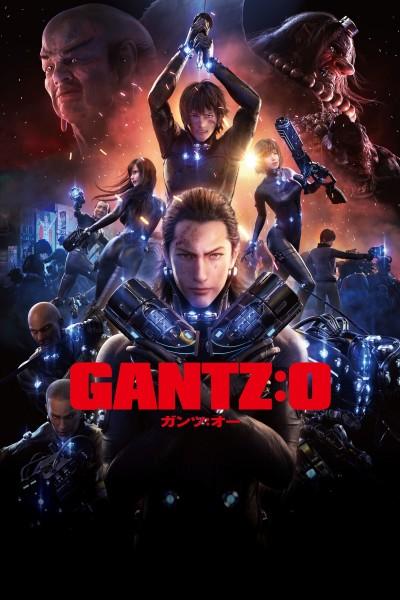 Caratula, cartel, poster o portada de Gantz:O