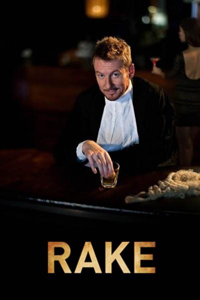 Caratula, cartel, poster o portada de Rake