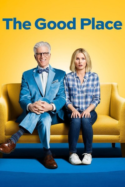 Caratula, cartel, poster o portada de The Good Place