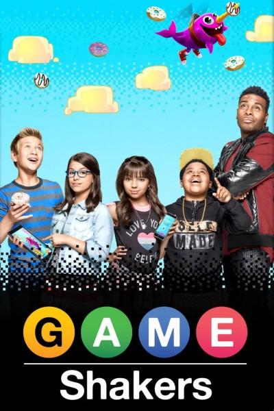 Caratula, cartel, poster o portada de Game Shakers