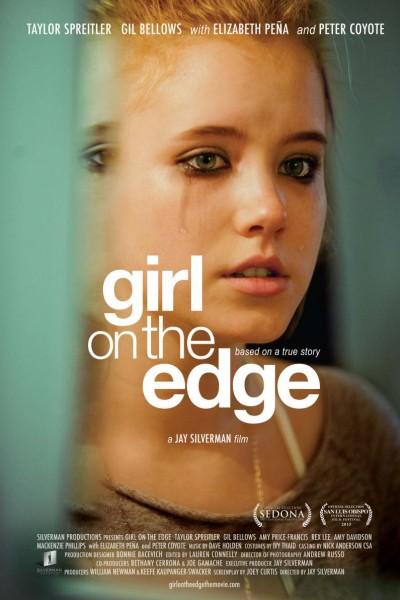 Caratula, cartel, poster o portada de Girl on the Edge