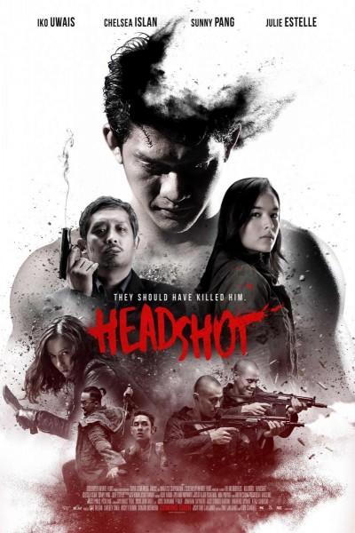 Caratula, cartel, poster o portada de Headshot