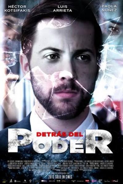 Caratula, cartel, poster o portada de Detrás del poder